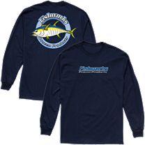 Fishworks Corporate Logo Tuna Long Sleeve Shirt