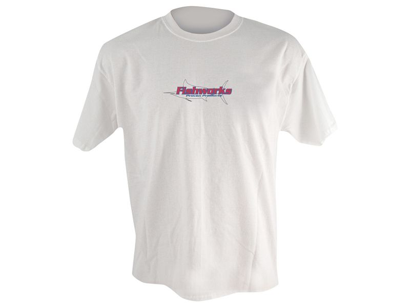 Fishworks Marlin Outline T-Shirt