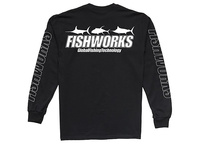 Fishworks 3 Fish Impact Long Sleeve Shirt