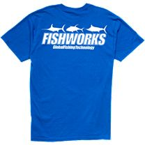 Fishworks 3 Fish Impact T-Shirt