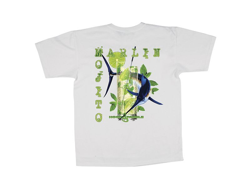 Hook & Tackle Marlin Mojito T-Shirt