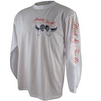 Hook & Tackle Triumph Tech Solar System Long Sleeve Shirt