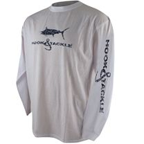 Hook & Tackle Marlin Cruiser Solar System Long Sleeve Shirt