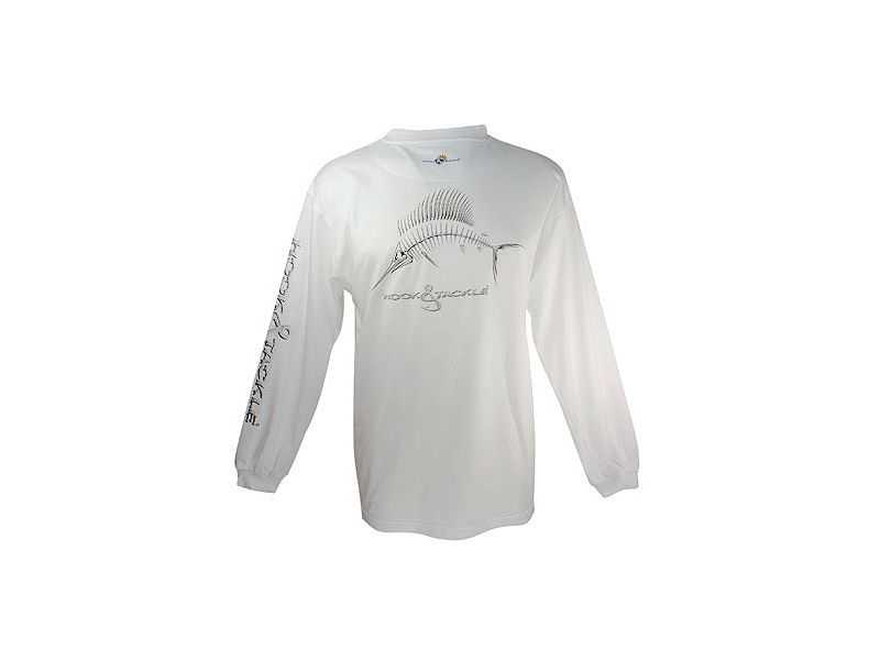 Hook & Tackle Sailfish X-Ray Solar System Long Sleeve Shirt