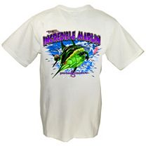 Hook & Tackle Incredible Marlin T-Shirt