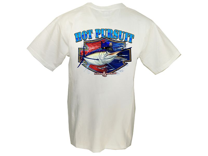 Hook & Tackle Hot Pursuit T-Shirt