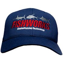 Fishworks 3 Fish Cool Dry Hat