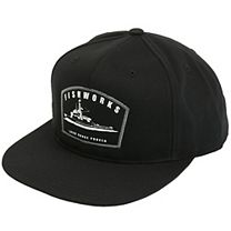 Fishworks 0-Five Snapback Hat