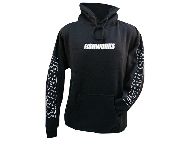 Fishworks 3 Fish Impact Hooded Sweatshirt