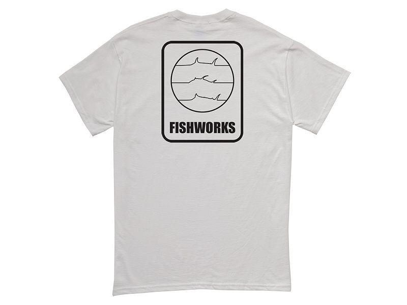 Fishworks Fine Lines T-Shirt