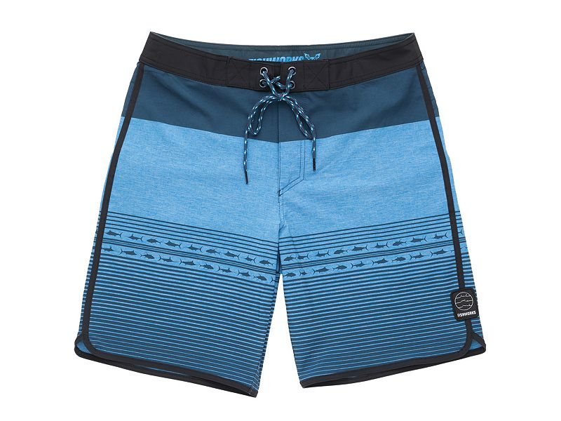 Fishworks Breezers Boardshorts