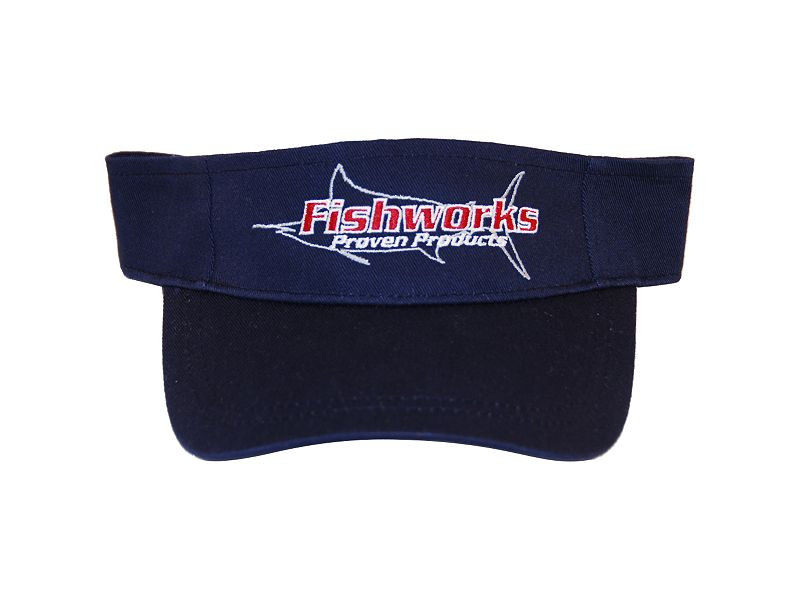 Fishworks Marlin Outline Visor