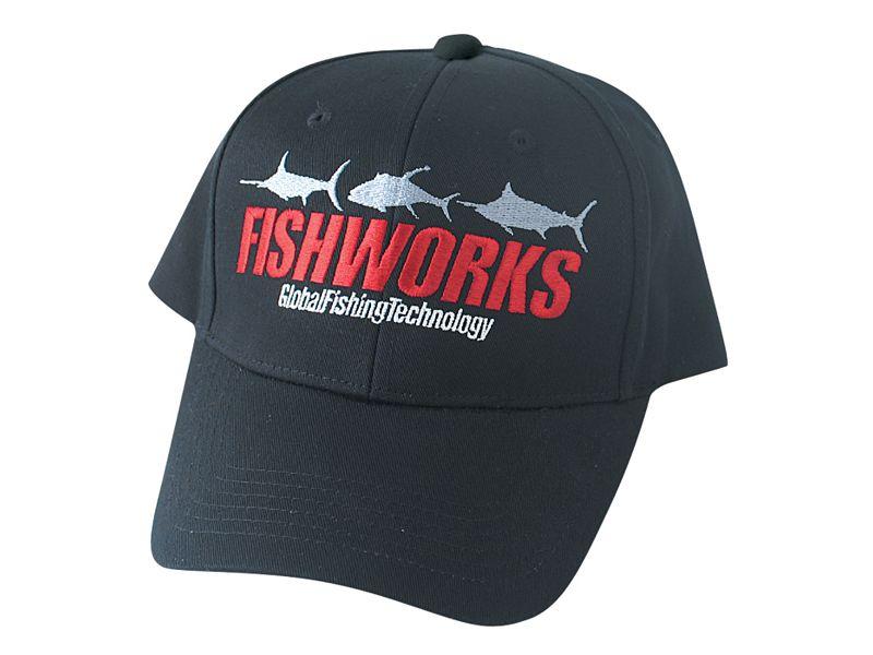 Fishworks 3 Fish Impact Hat