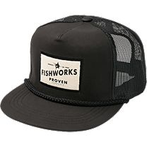 Fishworks Dockside Trucker Hat