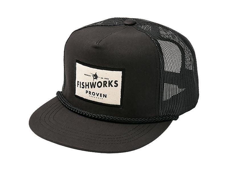 Fishworks Dockside Trucker Hat