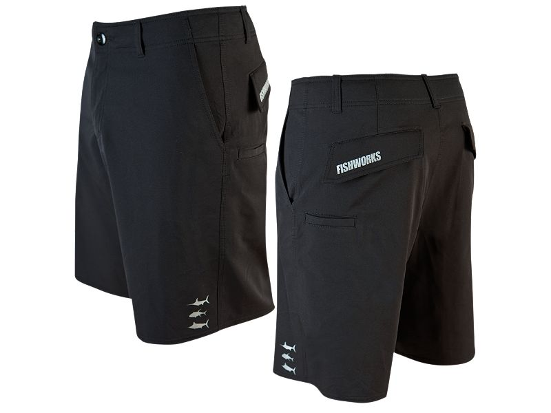 Fishworks Clipperton Stretch Boardshorts