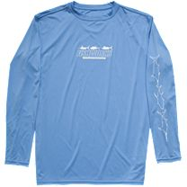 Fishworks 3 Fish Long Sleeve Sun Shirt
