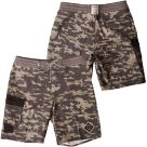 Salty Crew Fisher Camo Boardshorts