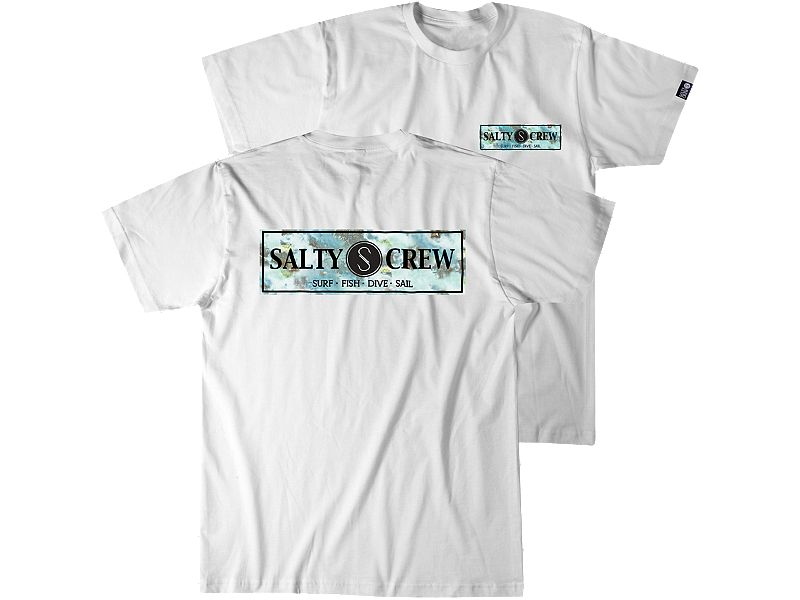 Salty Crew Reef Camo T-Shirt