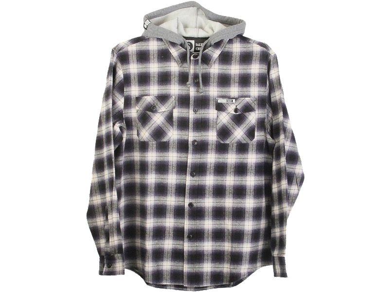 Salty Crew Shroud Hooded Flannel