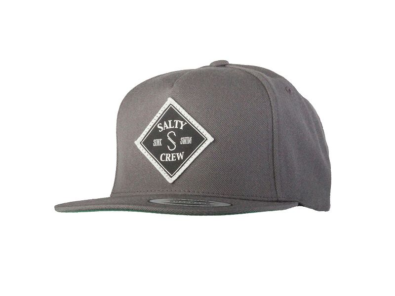Salty Crew Tippet Patched Hat