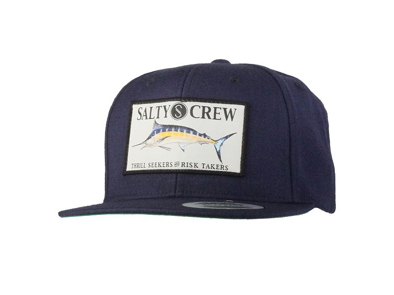 Salty Crew Billfish Patched Hat