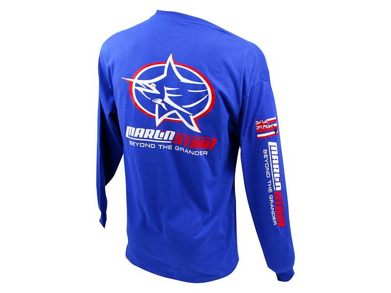 Marlinstar Grander Tribute Series Long Sleeve Shirt (Kona, HI)