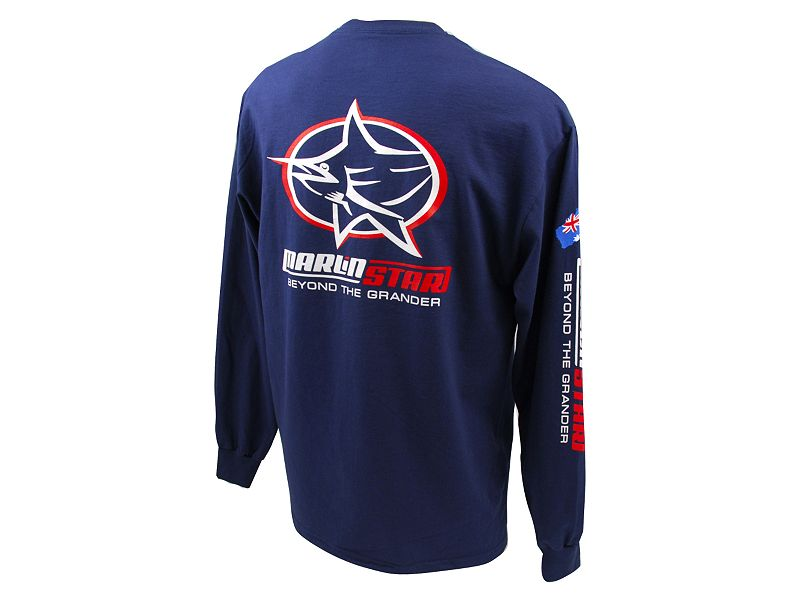 Marlinstar Grander Tribute Series Long Sleeve Shirt (Australia)