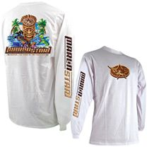 Marlinstar Tiki Tomahawk Power Series Long Sleeve Shirt