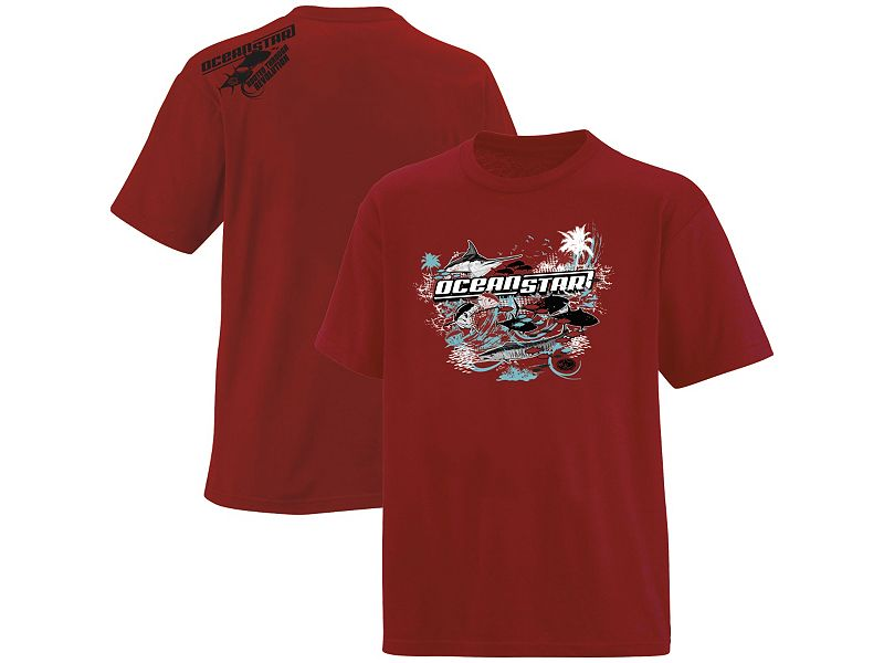 Marlinstar Oceanstar Offshore Demons T-Shirt