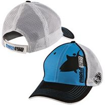 Marlinstar Black & Blue Ahi Mesh Back Hat