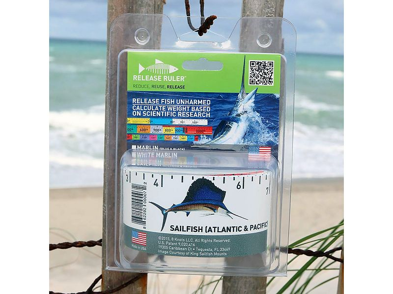 Release Ruler Sailfish (Atlantic & Pacific) Ruler