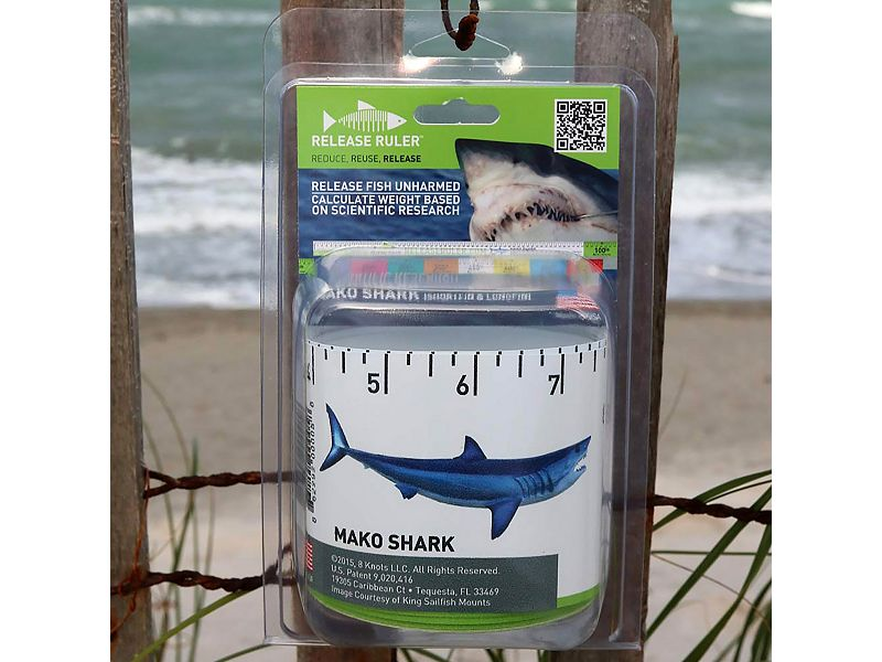Release Ruler Mako Shark Ruler