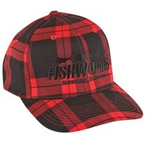 Fishworks 3 Fish Impact Hat