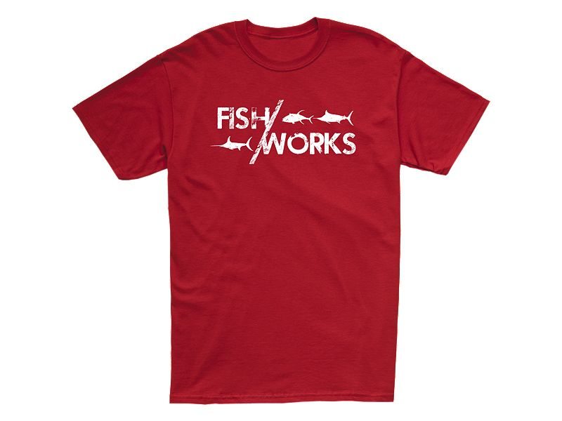 Fishworks Cut T-Shirt
