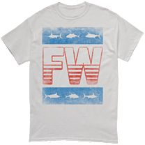 Fishworks Americana T-Shirt