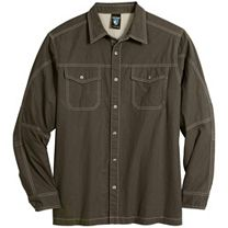 Kuhl FlakJak Buttondown Long Sleeve Shirt