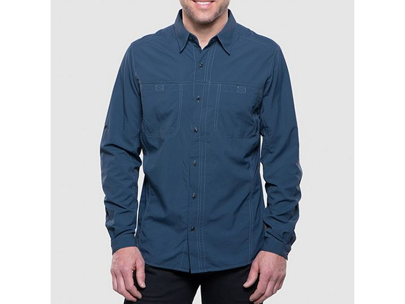 Kuhl Wunderer Buttondown Long Sleeve Shirt