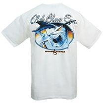 Hook & Tackle Old Blue Eyes II T-Shirt