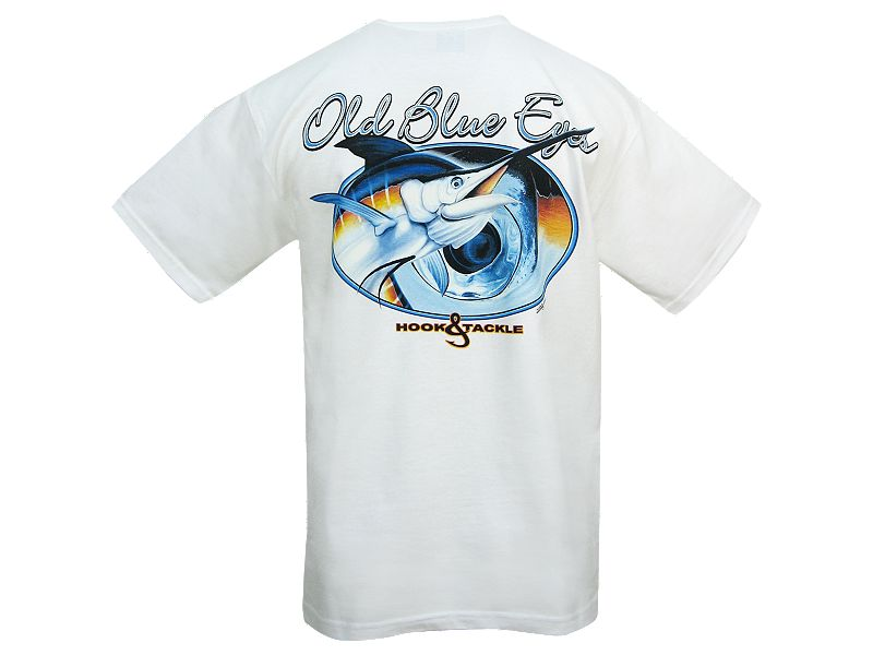 Hook & Tackle Old Blue Eyes II T-Shirt