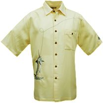 Hook & Tackle The Great Leap Buttondown Shirt