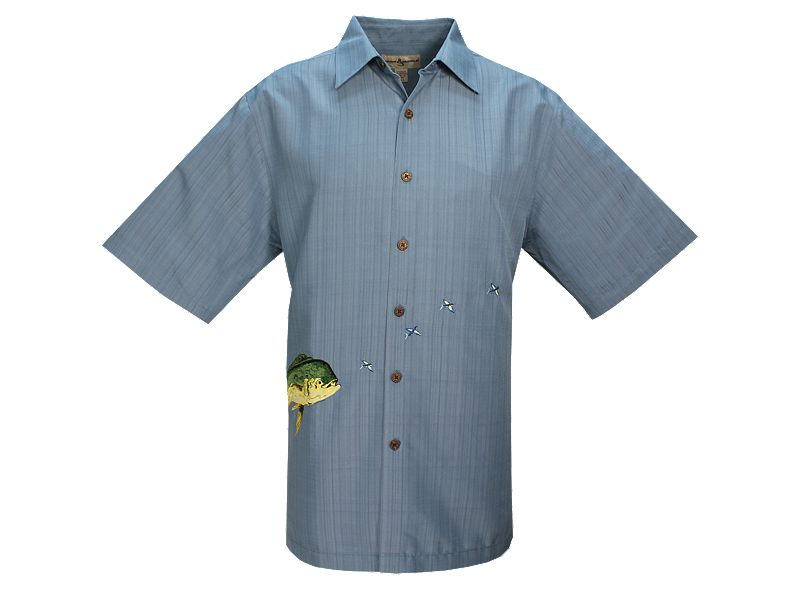 Hook & Tackle Dolphin Pursuit Buttondown Shirt