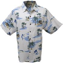 Hook & Tackle Samaria Village Buttondown Shirt