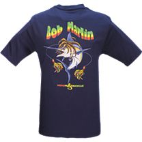Hook & Tackle Bob Marlin T-Shirt