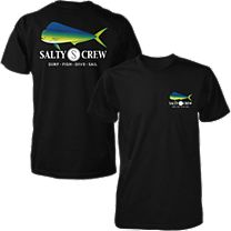 Salty Crew Mahi T-Shirt