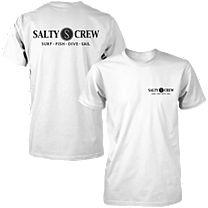 Salty Crew Rail Logo T-Shirt