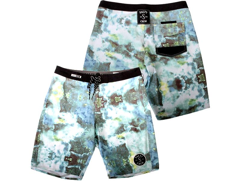 Salty Crew Reef Camo Boardshorts