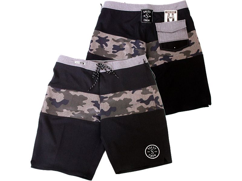 Salty Crew Camo Break Up Boardshorts
