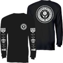 Salty Crew Iron Workers Long Sleeve Shirt