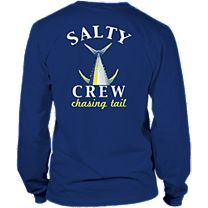 Salty Crew Chasing Tail Long Sleeve Shirt